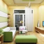 Phòng khách đẹp trong phong thủy