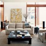 Cách làm đẹp không gian phòng khách theo phong thủy